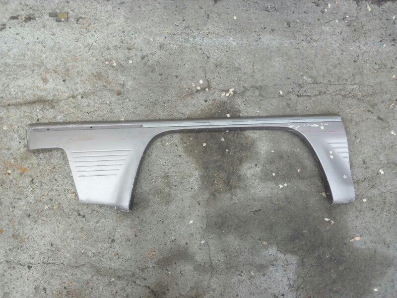 Накладка на крыло Toyota Masterace YR30 3YEU 1990 задняя правая (б/у)