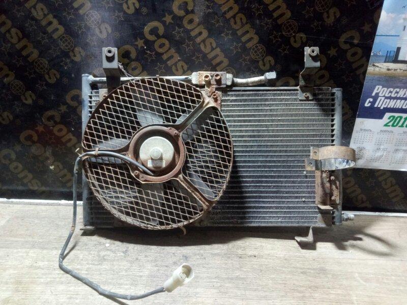 Радиатор кондиционера Suzuki Cultus AH64S G15A 1992 (б/у)
