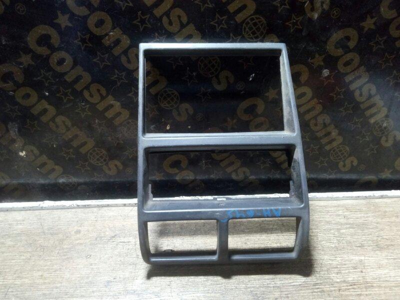 Консоль магнитофона Suzuki Cultus AH64S G15A 1992 (б/у)