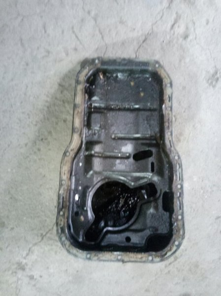 Поддон Toyota 3SFE (б/у)