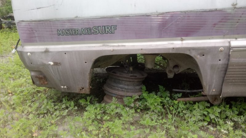 Крыло Toyota Master Ace YR30 3YEU 1990 заднее правое (б/у)