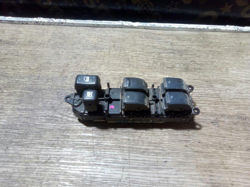 Блок управления стеклоподъемниками Toyota Mark X GRX125 4GRFSE 2006 передний правый (б/у)