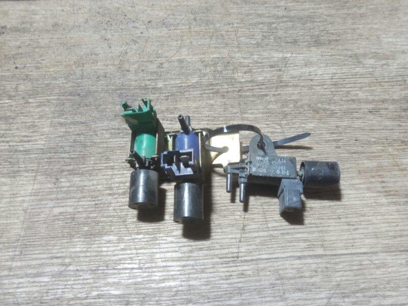 Клапан вакуумный Daihatsu Terios J100G HCEJ (б/у)