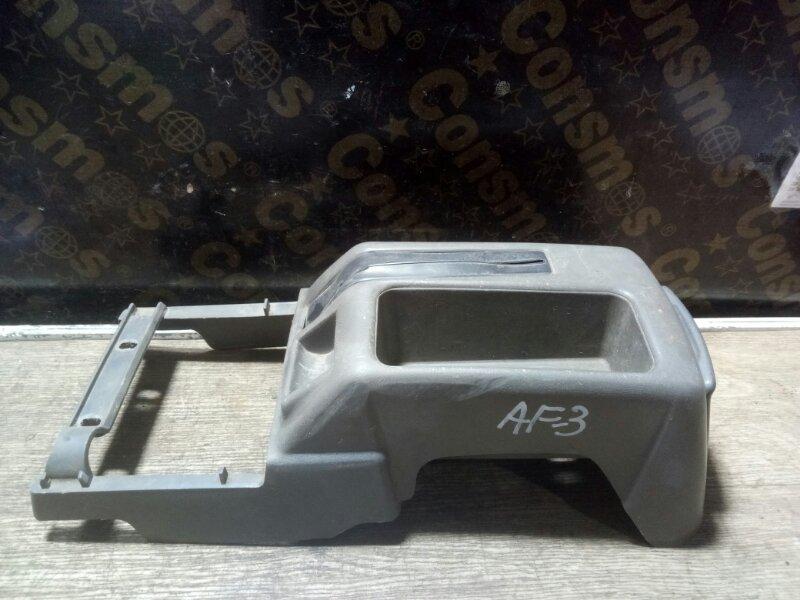Консоль ручника Subaru Leone AF3 EA81 (б/у)