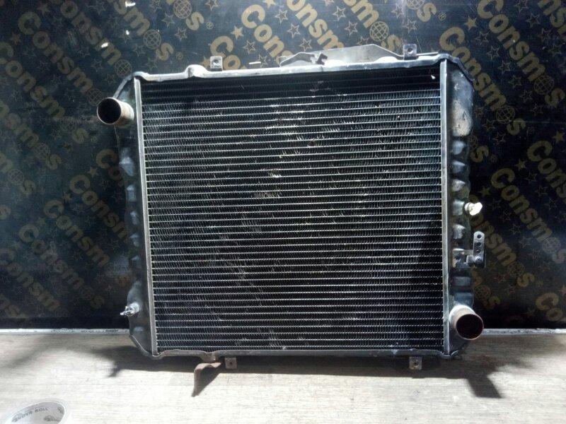 Радиатор охлаждения двигателя Mazda Titan WGFAD HA 1991 (б/у)