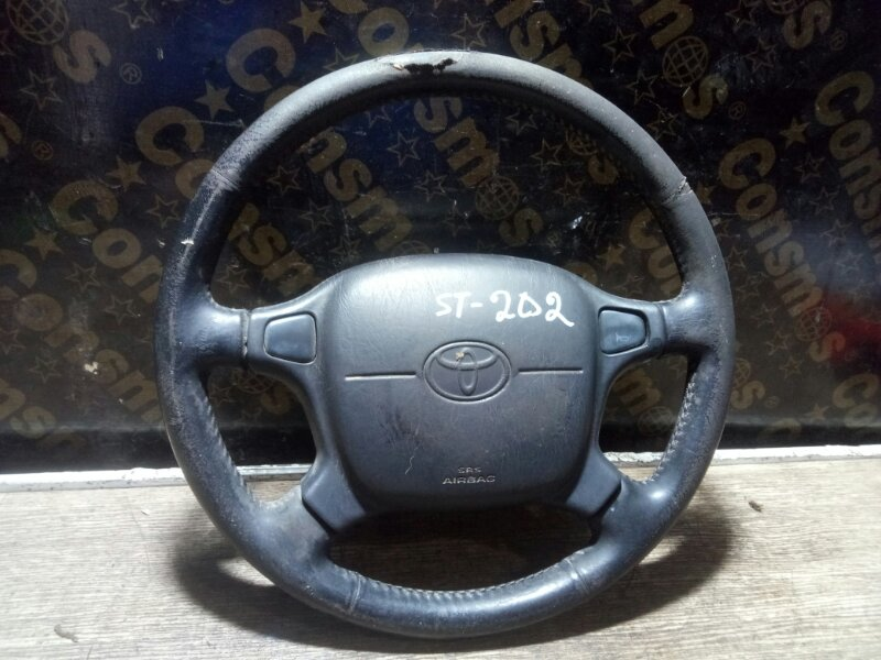 Руль Toyota Carina Ed ST205 3SGE9253201 (б/у)