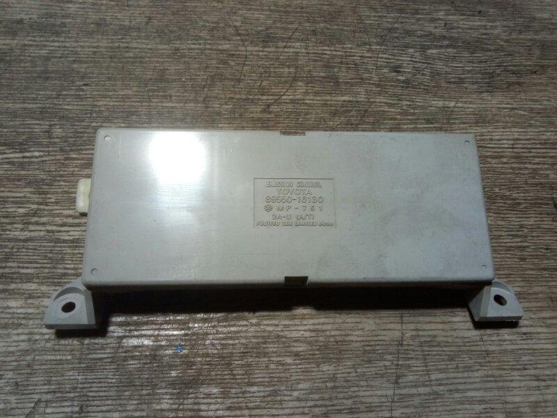 Блок управления двс Toyota Sprinter Carib AL25 3AU (б/у)