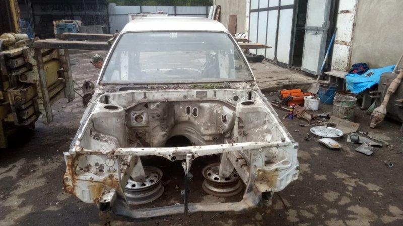 Лонжерон Toyota Sprinter Carib AL25 3AU передний правый (б/у)