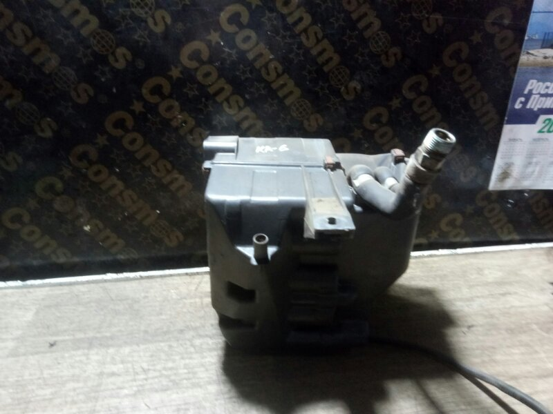 Испаритель кондиционера Subaru Justy KA6 EF10 1984 (б/у)