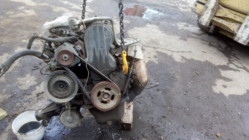 Двигатель Subaru Justy KA6 EF10 1984 (б/у)