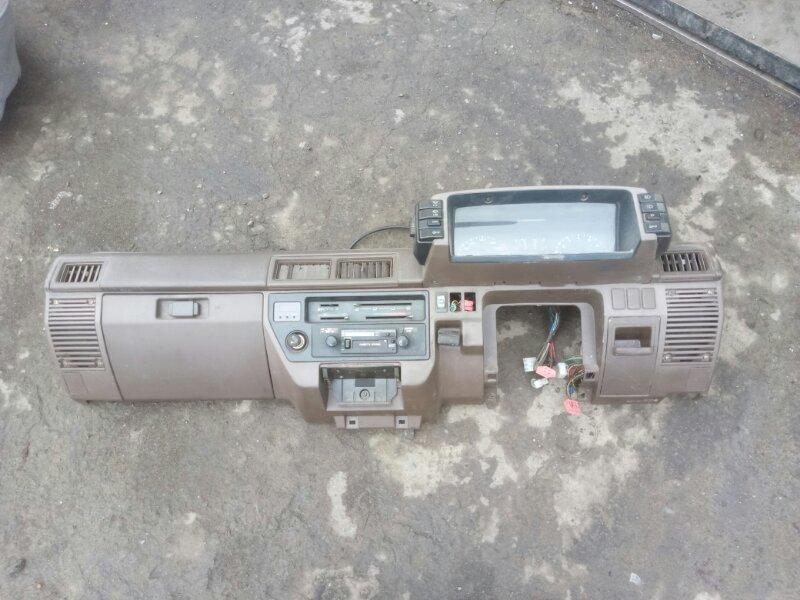 Панель приборов Subaru Justy KA6 EF10 1984 (б/у)
