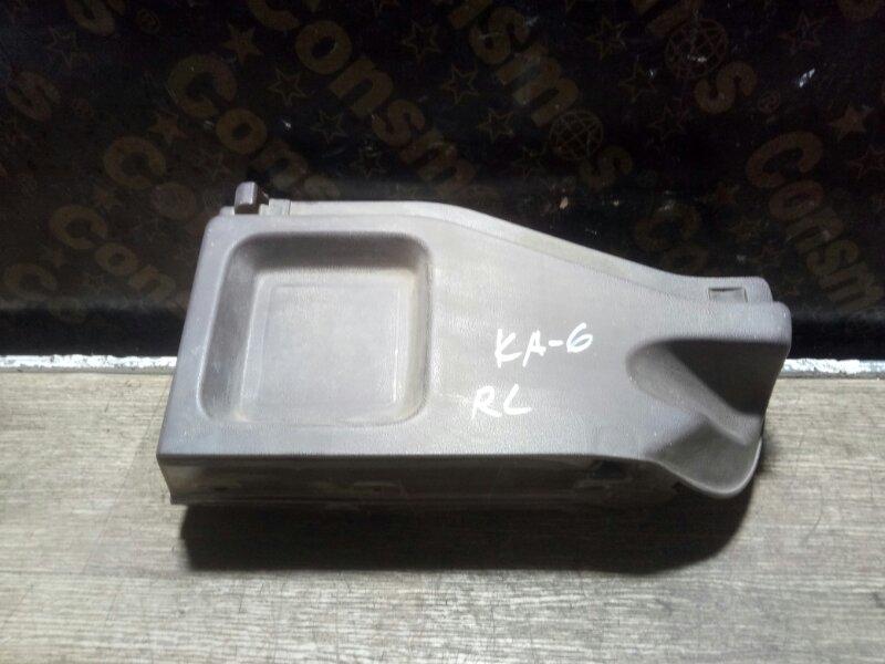 Обшивка багажника Subaru Justy KA6 EF10 1984 левая (б/у)
