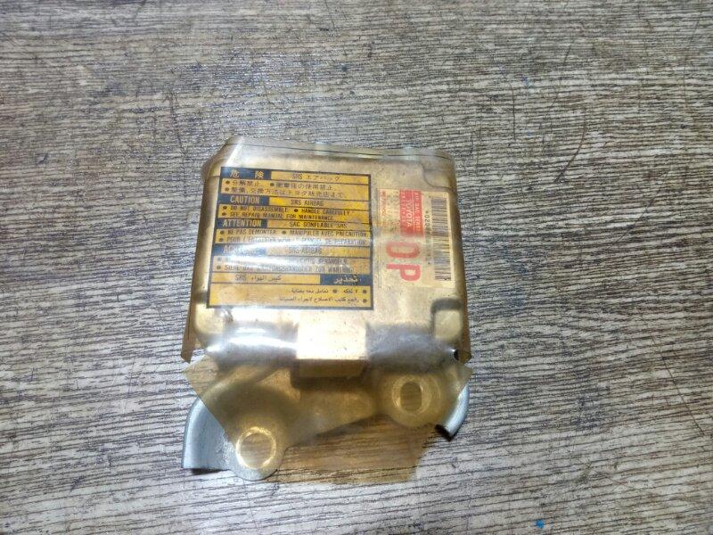 Блок управления airbag Toyota Crown Majesta JZS155 2JZGE 1995 (б/у)