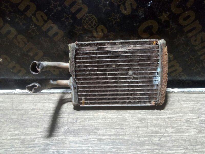 Радиатор печки Toyota Lite Ace KM30 5KU передний (б/у)