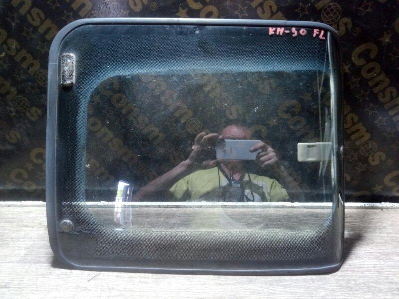 Стекло люка Toyota Lite Ace KM30 5KU переднее левое (б/у)