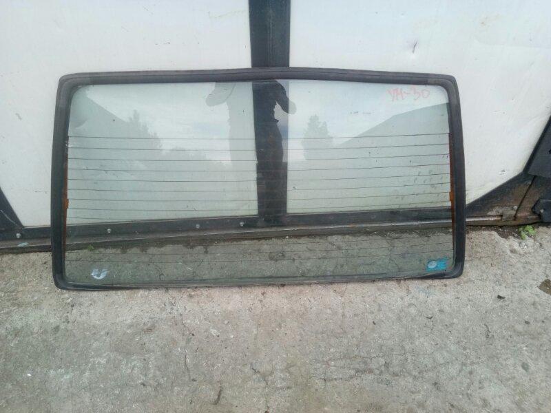 Стекло заднее Toyota Lite Ace YM30 2Y (б/у)