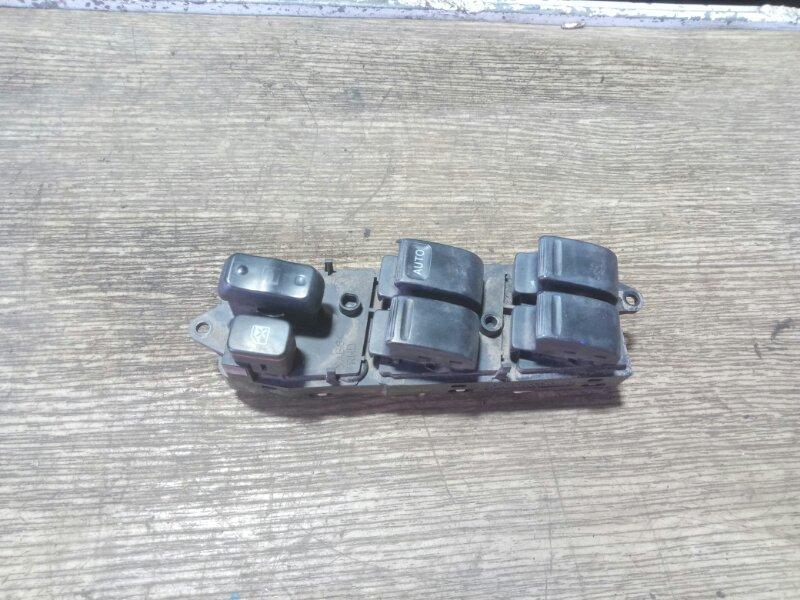 Блок управления стеклоподъемниками Toyota Crown Majesta UZS155 1UZFE 1995 передний правый (б/у)