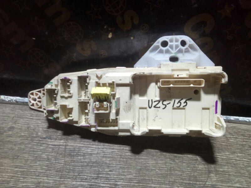 Блок предохранителей Toyota Crown Majesta UZS155 1UZFE 1995 передний (б/у)