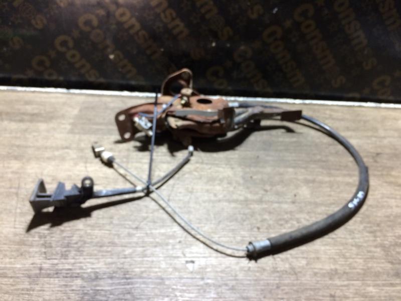 Педаль  ручного тормоза Toyota Camry SV30 4SFE (б/у)