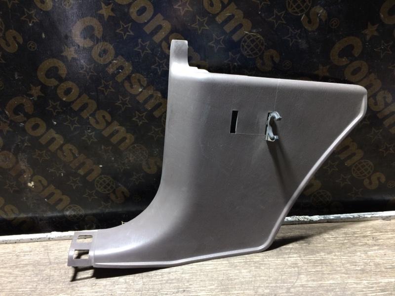 Пластик салона Toyota Hilux Surf KDN185 передний левый нижний (б/у)