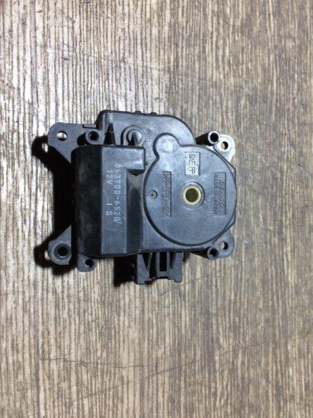 Сервопривод заслонки печки Toyota Lite Ace Noah SR50 задний (б/у)
