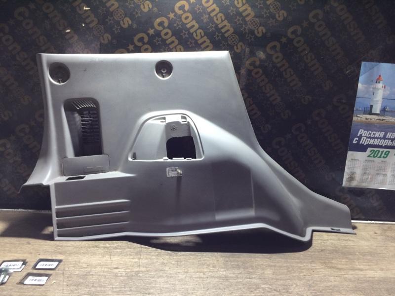 Обшивка багажника Nissan Cube AZ10 задняя левая нижняя (б/у)