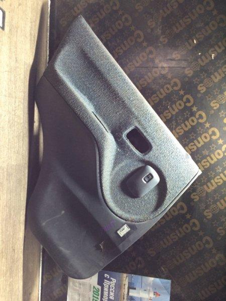Обшивка дверей Daihatsu Terios J111G задняя левая (б/у)