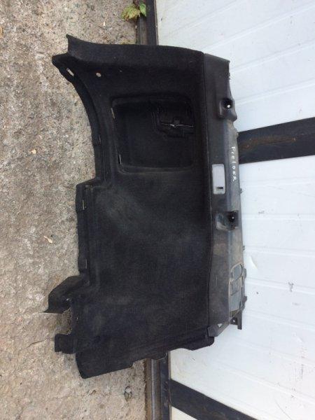 Обшивка багажника Toyota Corolla Fielder NZE121G задняя левая нижняя (б/у)