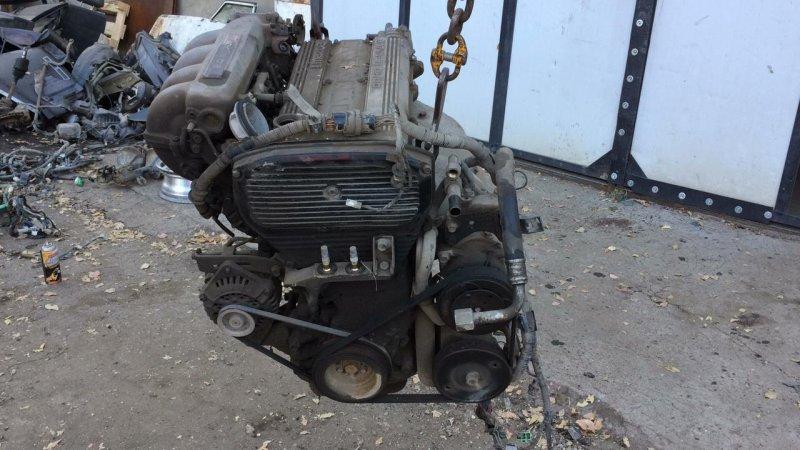 Двигатель Mazda Capella GDES FE 1989 (б/у)