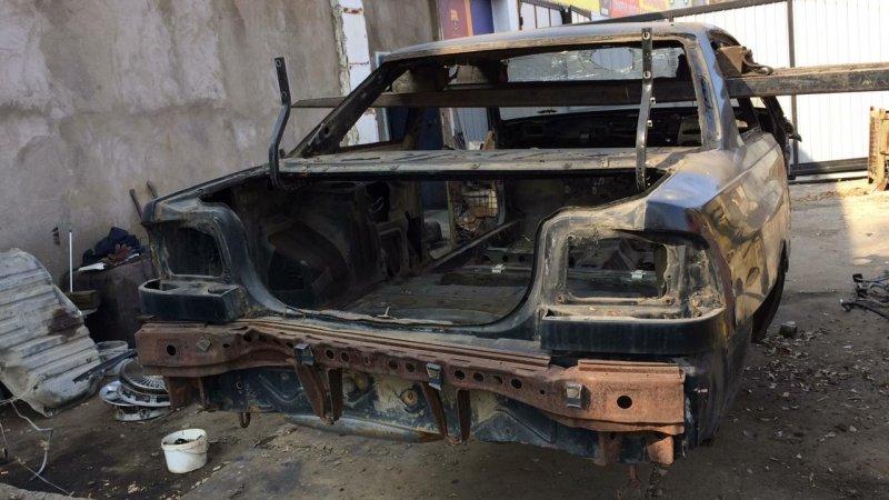 Реаркат Mazda Capella GDES FE 1989 (б/у)