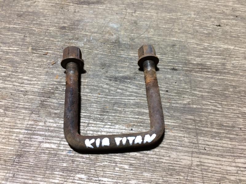 Стремянка рессоры Kia Titan KNCWD8112MS312798 передняя (б/у)