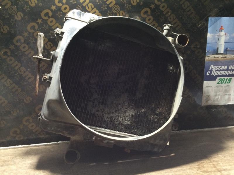 Радиатор охлаждения двигателя Kia Titan KNCWD8112MS312798 (б/у)