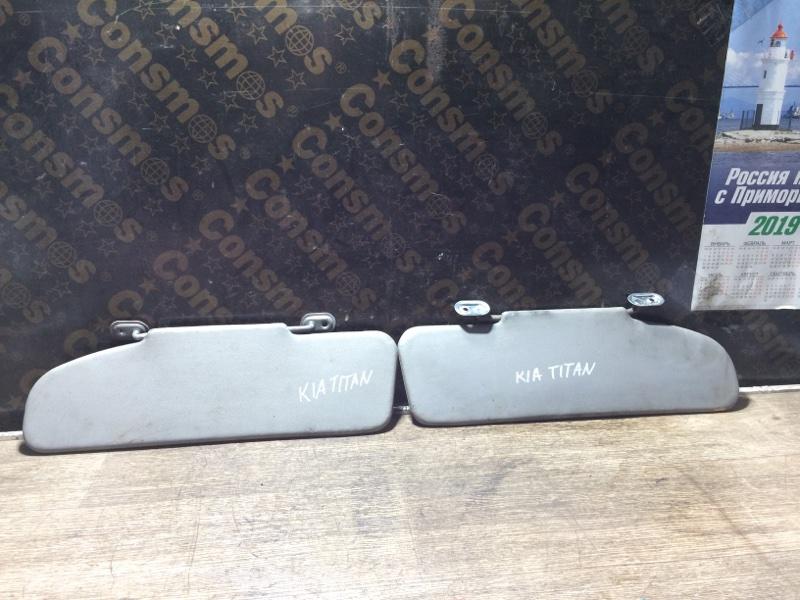 Козырек солнцезащитный Kia Titan KNCWD8112MS312798 (б/у)