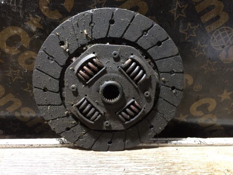 Диск сцепления Isuzu Bighorn UBS52FW C223 (б/у)