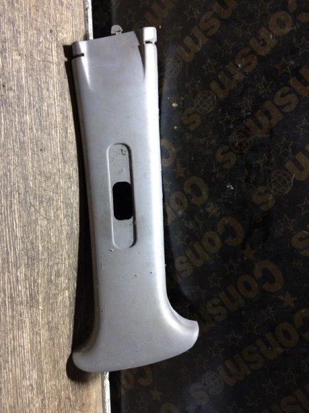 Обшивка стойки кузова Toyota Platz SCP11 2000 правая верхняя (б/у)