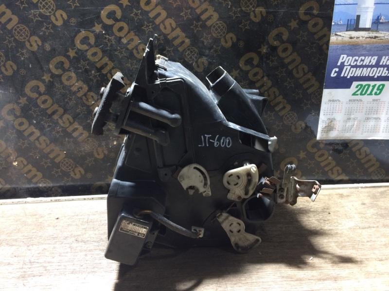 Радиатор печки Isuzu Gemini JT600 L06 K51 1987 (б/у)