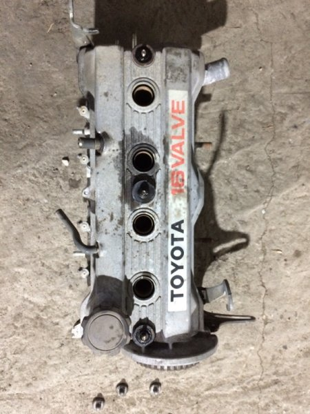 Головка блока цилиндра Toyota 5AFE (б/у)