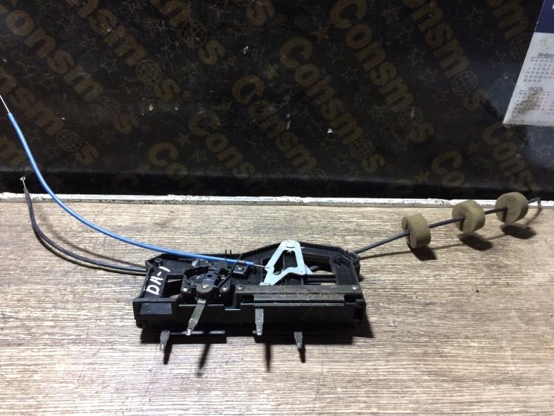 Блок управления климат-контролем Honda Integra DA1 ZC 1987 (б/у)