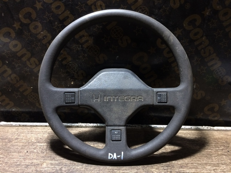 Руль Honda Integra DA-1 (б/у)