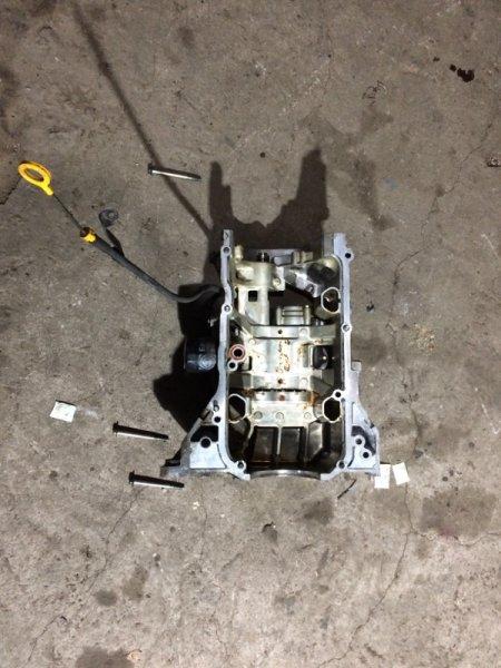 Поддон Nissan X-Trail NT31 MR20DE нижний (б/у)