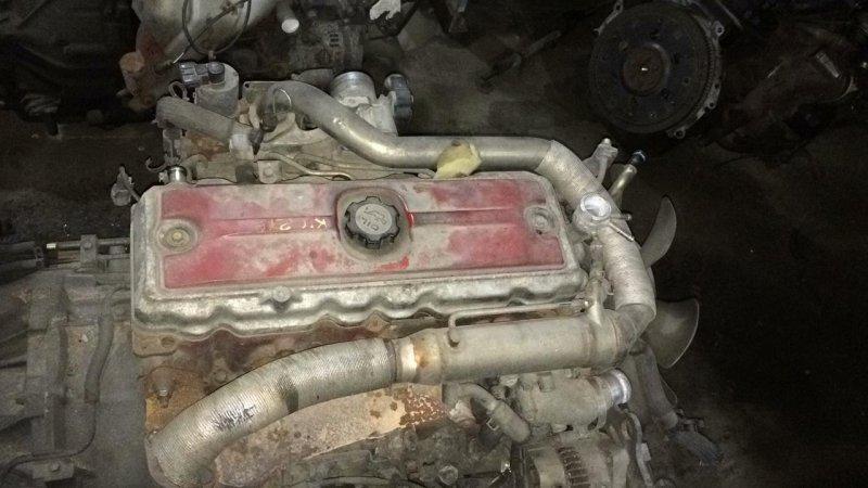 Двигатель в сборе Hino Dutro XZU378 N04C 2006 (б/у)