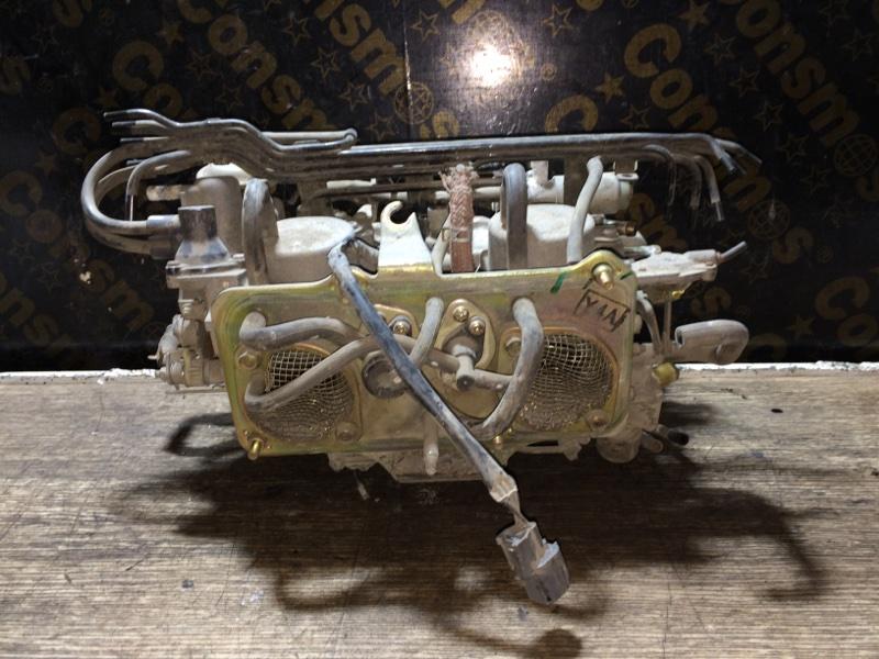 Коллектор впускной Honda Integra DA7 ZC (б/у)