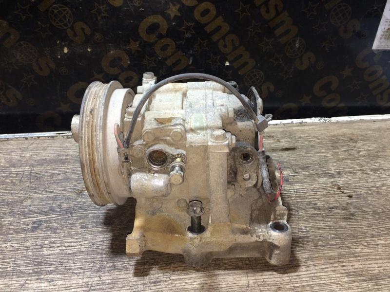 Компрессор кондиционера Honda Integra DA7 ZC (б/у)