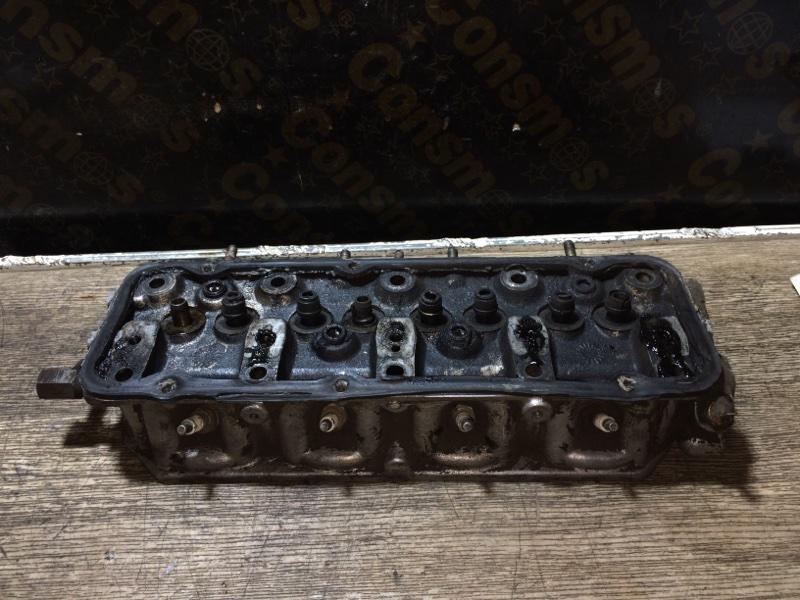 Головка блока цилиндра Nissan Vanette VJC22 A12S (б/у)