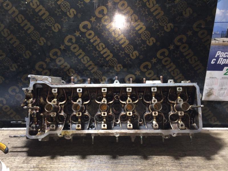 Головка блока цилиндра Toyota Mark Ii GX81 1GFE (б/у)