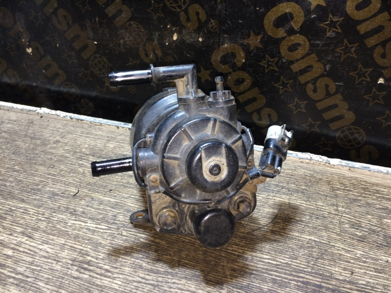 Насос топливный ручной подкачки Hino Dutro XZU378 N04C 2006 (б/у)