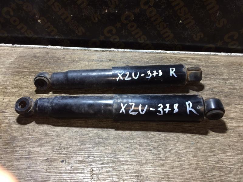 Амортизатор Hino Dutro XZU378 N04C 2006 задний (б/у)