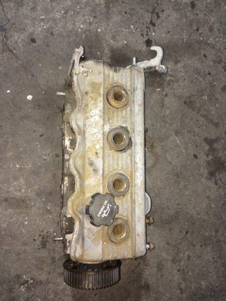 Головка блока цилиндра Toyota Camry SV22 4SFI (б/у)