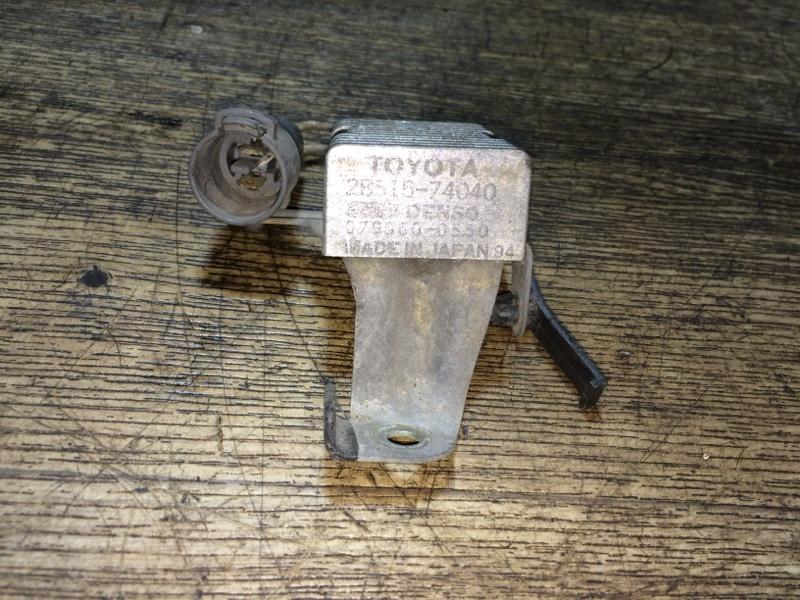 Резистор Toyota Vista SV22 4SFI (б/у)