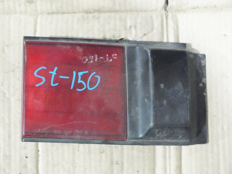 СТОП-ПЛАНКА LH TOYOTA CORONA ST150 20-136 Япония